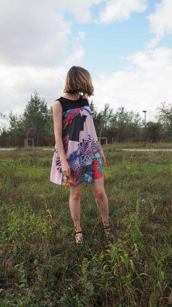 Le Labo des Filles - Robe Xéréa multicolore - Pauline Alice